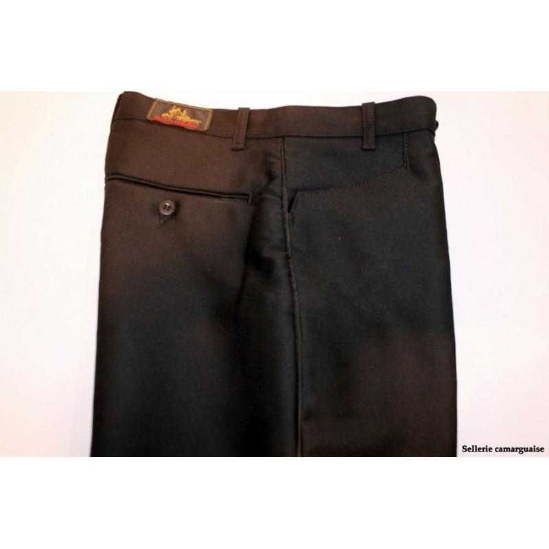 Pantalon de Gardian traditionnel gris