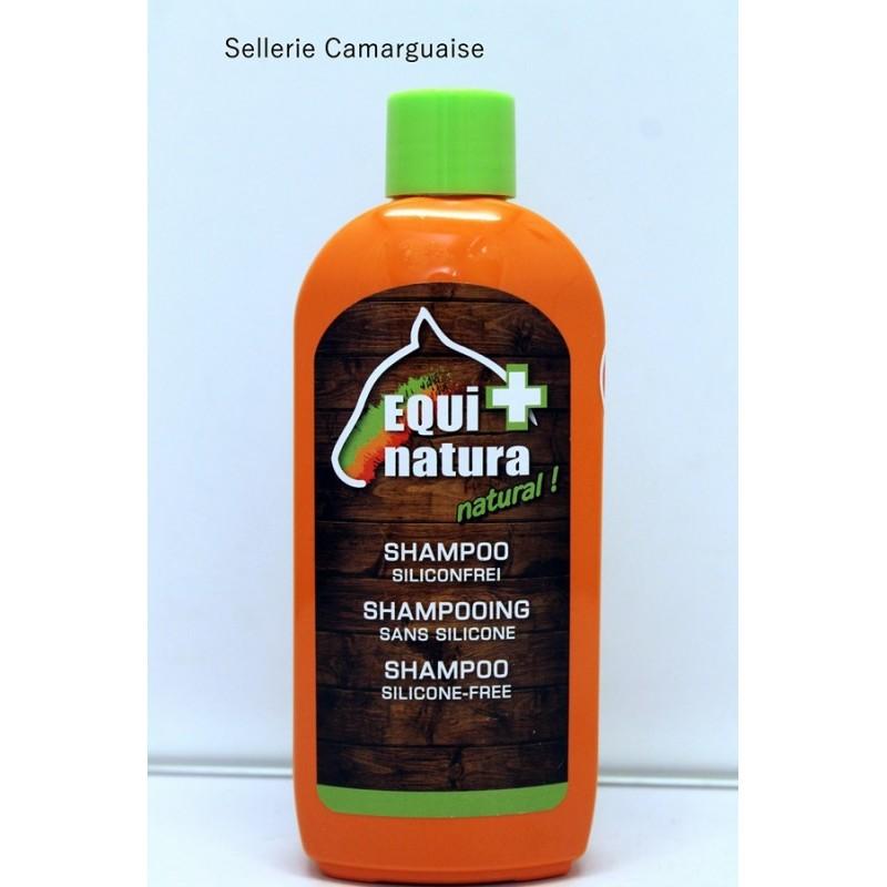 shampoing chevaux Equi + Natura