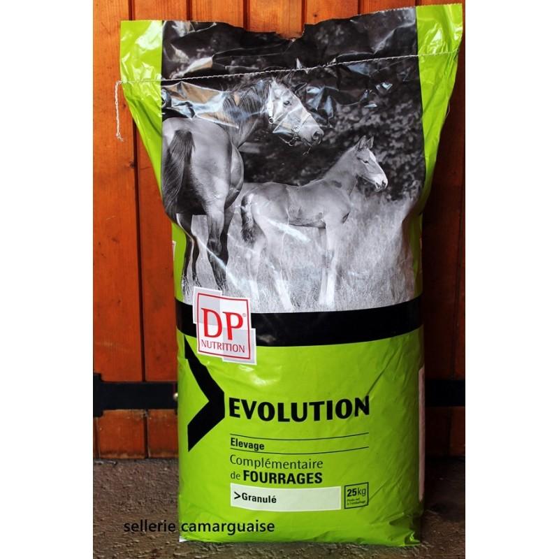 Aliments chevaux granulés élevage DP nutrition 25kg