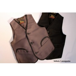 Gilet de Gardian traditionnel (enfant)