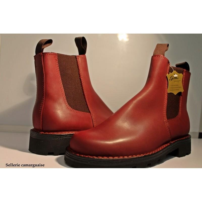 Gatine Gatine Camarguaise Sellerie Boots Chaussures Camarguaise Sellerie Boots Boots Chaussures Chaussures Gatine FlKTJ3uc1